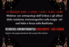 Photo of Cinecampus sud e magia: al via il primo modulo del progetto di residenza cinematografica