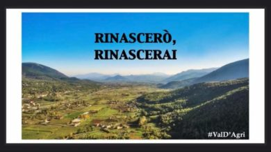 "Photo of Dalla Val d'Agri un messaggio d'incoraggiamento con la Cover ""Rinascerò, Rinascerai"""