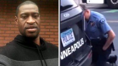 Photo of George Floyd, il 46enne morto soffocato durante il suo arresto. Spunta un nuovo video