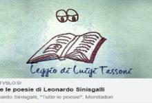 """Photo of """"Tutte le poesie"""" di Leonardo Sinisgalli. Ascolta il podcast del semiologo Luigi Tassoni"""