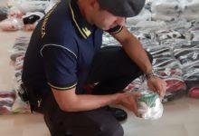 Photo of Guardia di Finanza: scoperto un giro di vendite on-line di capi contraffatti