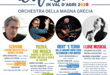Photo of Al via in Val d'Agri i Concerti dell'orchestra Magna Grecia