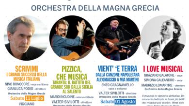 Photo of Al via in Val d'Agri i Concerti dell'orchestra Magna Grecia