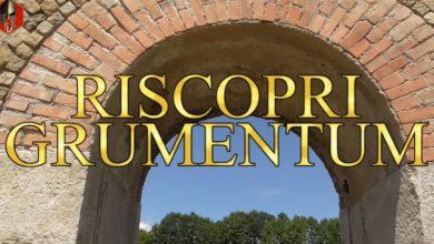 """Photo of #RiscopriGrumentum – Online il """"Virtual Tour"""" dell' Area Archeologica"""
