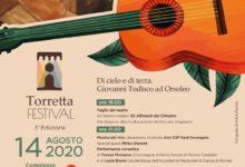 Photo of TORRETTA FESTIVAL 3 edizione Di cielo e di terra. Giovanni Todisco ad Orsoleo.