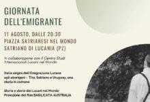 """Photo of """"Giornata dell'Emigrante"""" a Satriano. Proiezione del documentario """"Viggiano – Memoria Storica"""""""