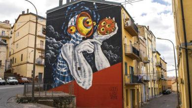 Photo of I Murales di Stigliano: ARTE per arginare lo spopolamento
