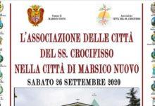 Photo of L'Associazione delle Città del SS. CROCIFISSO sabato 26 settembre a Marsico Nuovo