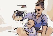 """Photo of L'allarme dell'Osservatorio sui diritti dei minori: """"Troppe immagini di figli minori sulle piattaforme social"""""""