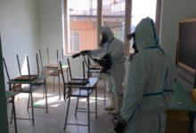 Photo of San Martino d'Agri: operazioni di sanificazione dell'Istituto Scolastico