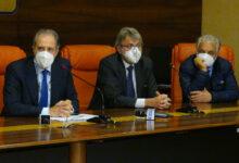 """Photo of Conferenza stampa emergenza sanitaria, Bardi: """"obiettivo 3mila tamponi al giorno"""""""