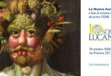 """Photo of A Potenza si inaugura sabato il primo store di """"Io sono Lucano"""""""