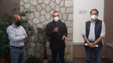 Photo of Intervista ai Sindaci Zipparri e Carile a seguito dell'ordinanza del Presidente Bardi